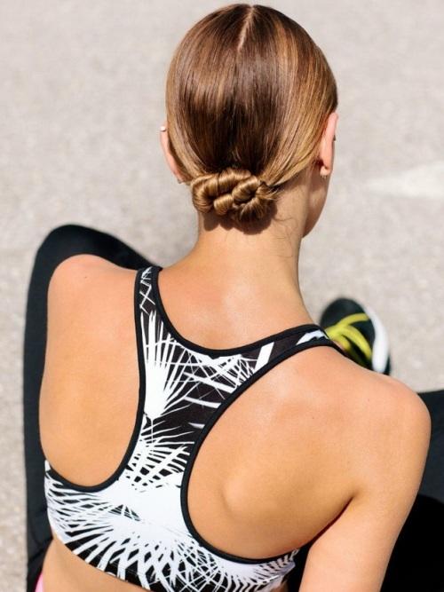 Jednostavne I Praktične Frizure Za Trening ženski Magazin