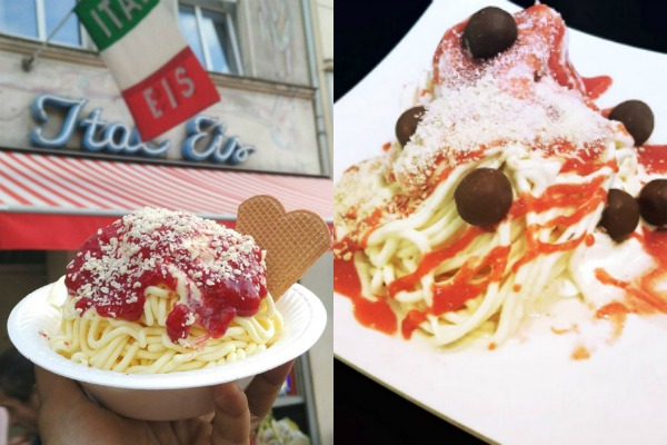 Hit na Instagramu: Sladoled u obliku špageta