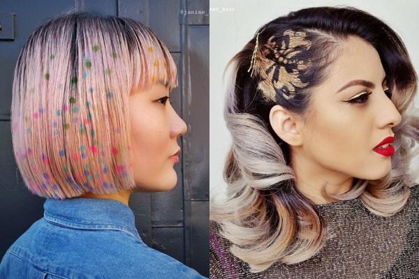 Novi trend za leto 2017: tetovaža na kosi