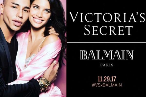 Victoria's Secret x BALMAIN - kolekcija donjeg veša