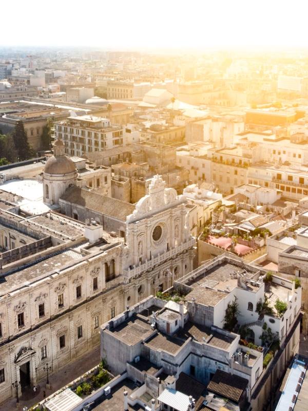 Lepote Italije iz ptičije perspektive