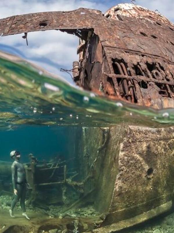 Neverovatno putovanje u morske dubine zabeleženo objektivom fotoaparata