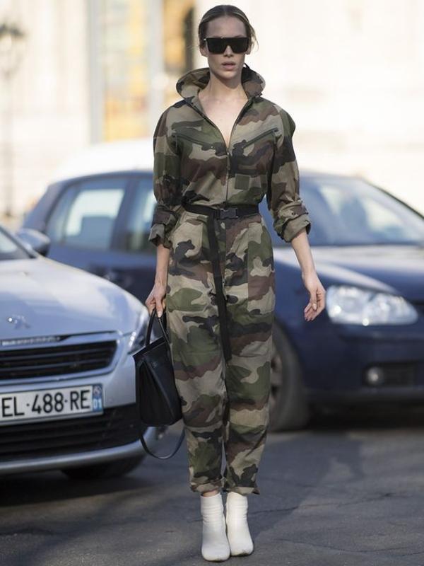 Ove jeseni u centru pažnje – military look
