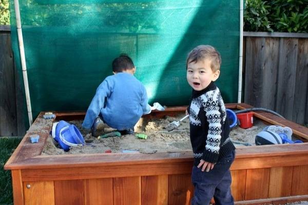 Kako stvorti prostor po meri dece u dvorištu?