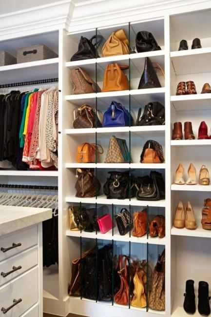 Praktični saveti za skladištenje ženskih torbi