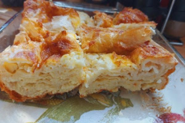 Bakina kuhinja - recept za pravu srpsku gibanicu