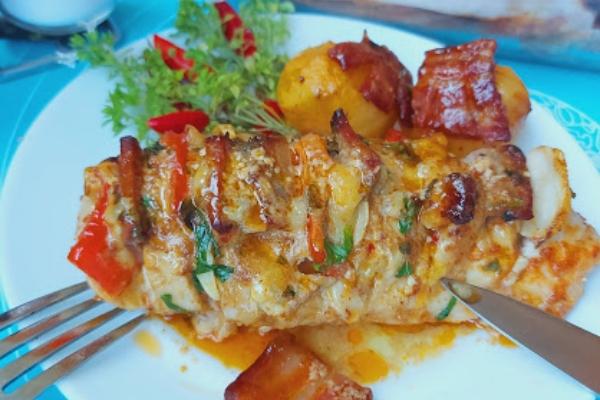 Bakina kuhinja - predlog za savršeno pikantni ručak sa mesom i povrćem