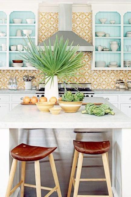 Razigrane prolećne ideje za dekor kuhinje