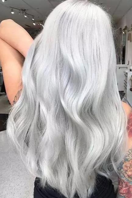 Savršen zimski kolor kada je kosa u pitanju