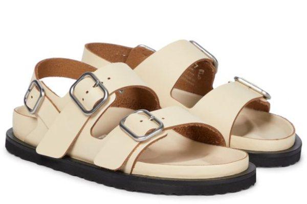 Birkenstock x Jil Sander: hit letnje sandale