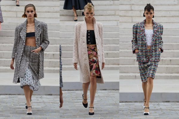 Nevesta Margaret Qualley: kako je izgledala revija Chanel Haute Couture u Parizu