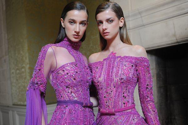 Ziad Nakad Couture Fall/Winter 21/22 kolekcija – Renaissance