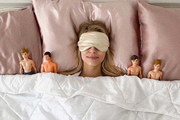 3 razloga zašto vam je potrebna svilena maska za spavanje