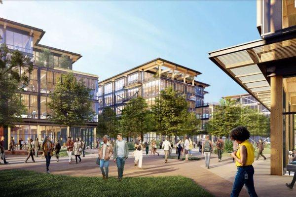 Facebook gradi čitav grad od nule, sa restoranima, hotelima i parkovima