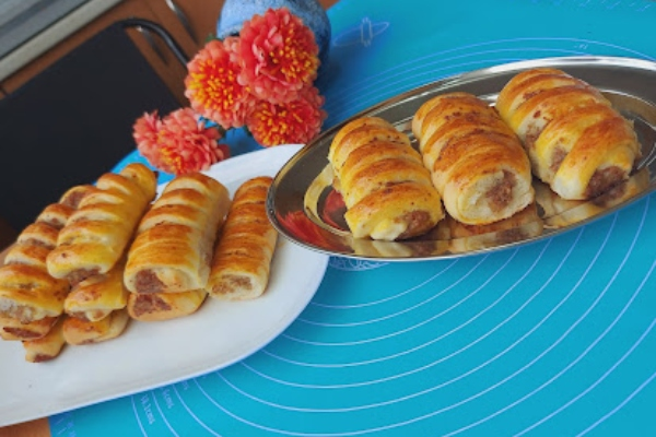 Bakina kuhinja - najtraženiji recept za rolnice sa mesom