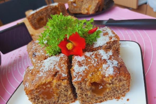 Bakina kuhinja - brzinski kolač sa orasima bez brašna