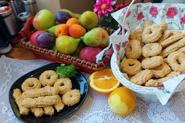 Bakina kuhinja - najbolji recept za hrskave čajne kolačiće
