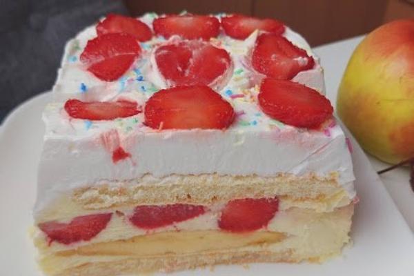 Bakina kuhinja - savršena voćna torta