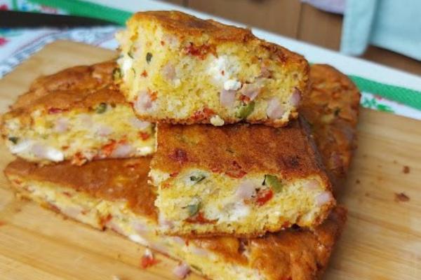 Bakina kuhinja - prelepi recept za carsku pitu