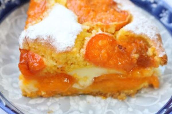 Bakina kuhinja - najsočniji i najslađi kolač sa kajsijama