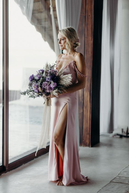 Ružičaste venčanice su ponovo u trendu