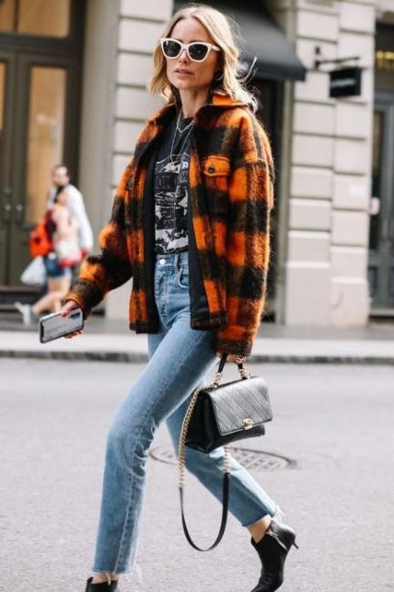 Moderan prolećni stajling uz jakne-košulje
