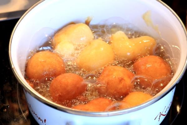 Bakina kuhinja - krofnice bez kvasca