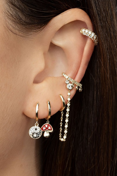 Minimalistički nakit nikada ne izlazi iz mode