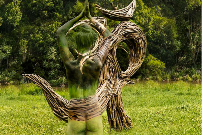 Potezi koji pretvaraju ljude u umetnička dela