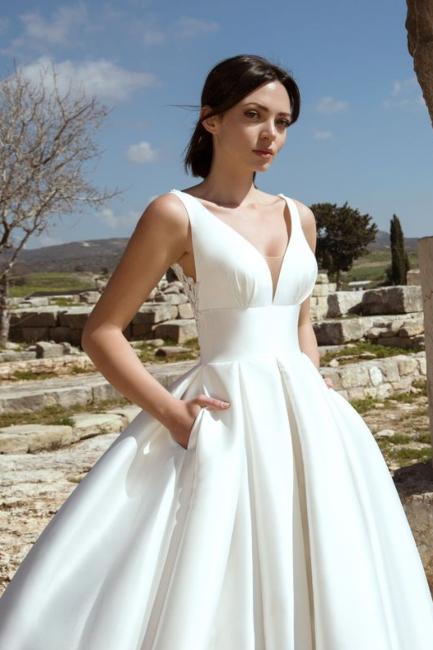 Graciozne plisirane i nabrane venčanice za vaš poseban dan