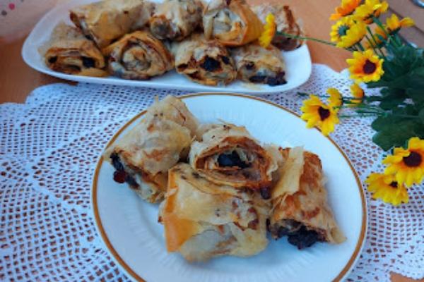 Bakina kuhinja - savršena voćna pita