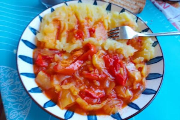 Bakina kuhinja - paprika u kojoj ćete uživati čitave zime