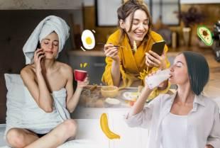 Doručak: 5 kombinovanih obroka sa kojim ćete započeti dan puni energije